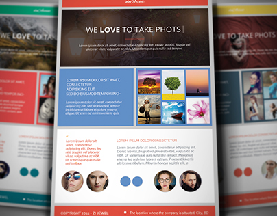 Photography Business Flyer (Freebie)