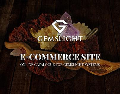 UI/UX design of e-commerce online store