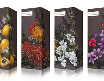 Wild Celia Botanical Fragrances
