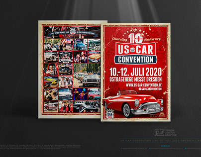 US CAR CONVENTION 2020 • The Flyer
