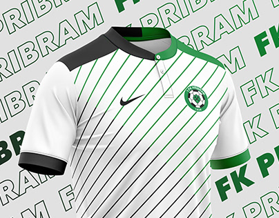 FK Pribram Football kit.