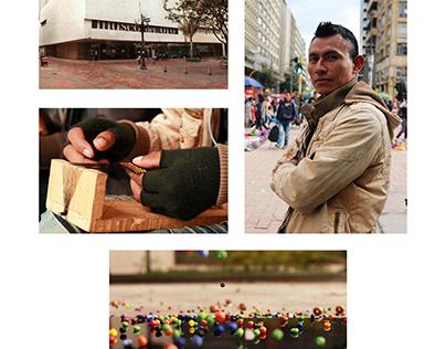 Serie Fotográfica: Tejiendo sueños