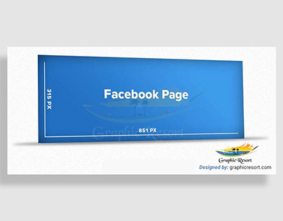 Free Facebook Cover Banner PSD Mockup