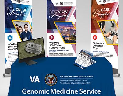 VA Genomic Services Hiring Event