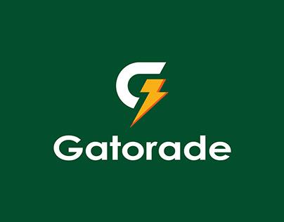 Gatorade Minimalist Re-design
