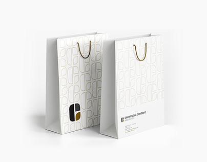 GARMENDIA CORDERO ARQUITECTOS · Branding