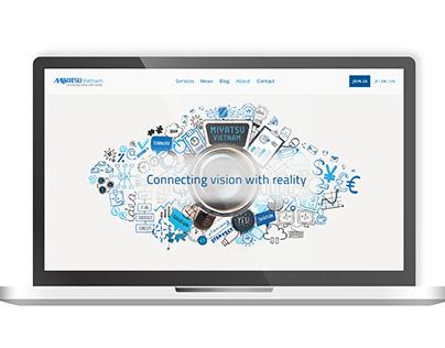 Miyatsu Vietnam Web Design