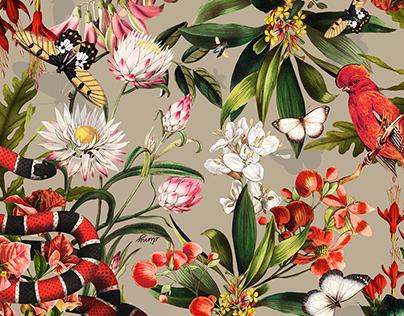 Serpent Flora - DIMY Primavera 2019