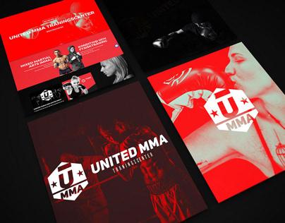 United MMA Branding