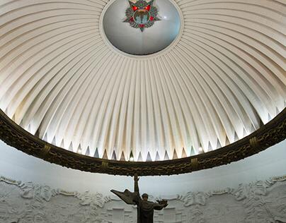 Museum of great Patriotic War, multimedia installations
