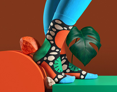 Pedro Veneziano x Look Mate London Socks