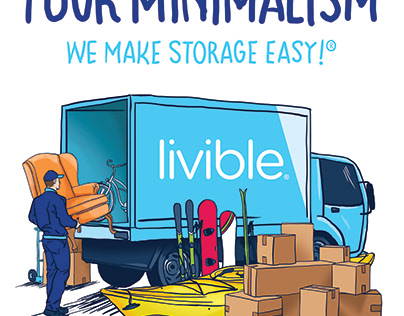 Ad Campaign for Livible