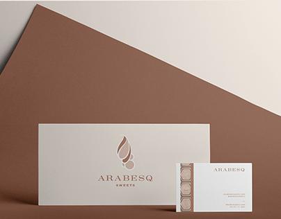 Arabesq Sweets Rebranding