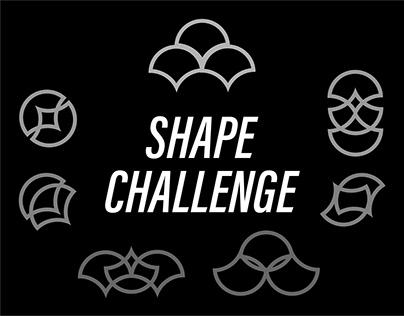 The ultimate Shape challenge come along !!!!