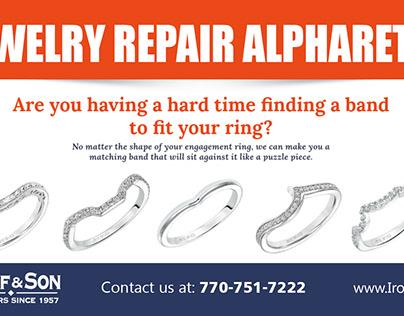 Jewelry Repair Alpharetta