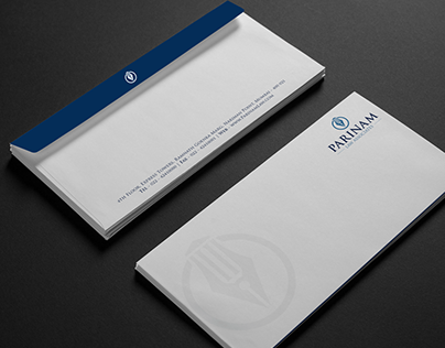 Parinam Law Associates - Logo Design