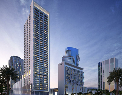 MIAMI WORLDCENTER LUMA TOWER MID-RISE