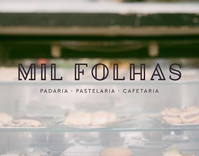MIL FOLHAS | Branding