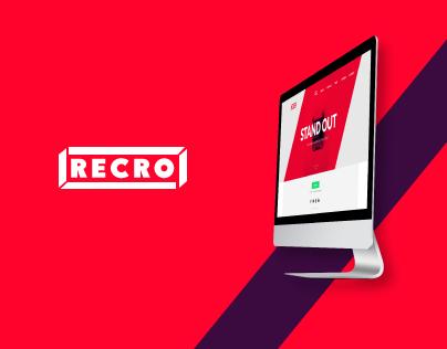 Recro Webdesign