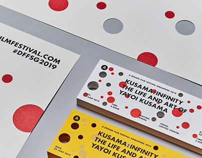 A Design Film Festival 2019: Kusama Infinity