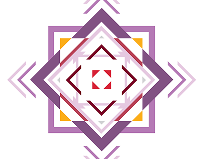 aztec hipster clothing design for above the curve;