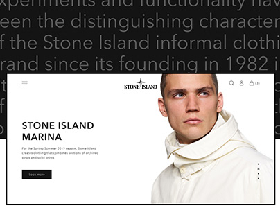 Stone Island Online Store