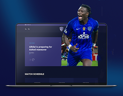 Alhilal FC Official Website