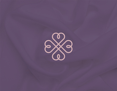 Logotipo loja de roupas - La Môa
