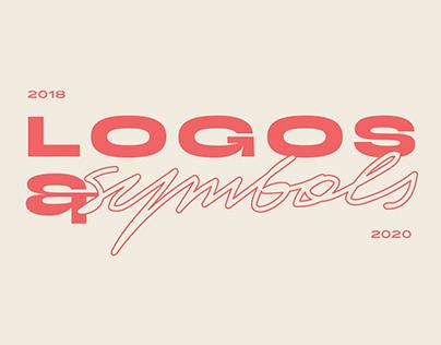 logos & symbols / 2018-2020