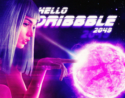 Hello Dribbble 2049