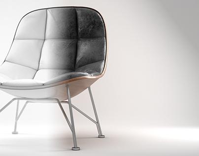 Laub Lounge Chair.