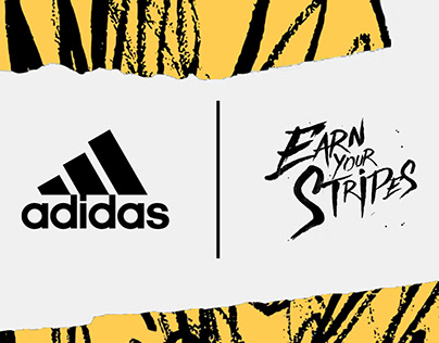 adidas   Earn Your Stripes