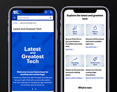 Best Buy's Latest & Greatest Experience
