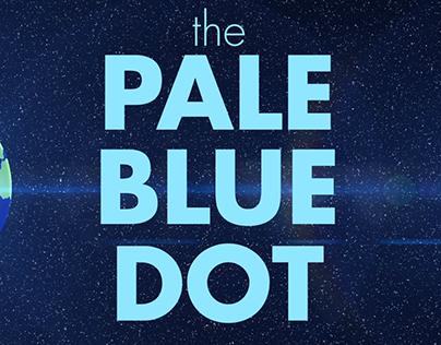 Carl Sagan's Pale Blue Dot - Kinetic Typography