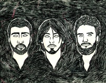 ISSO (brazilian rock band, illustration)
