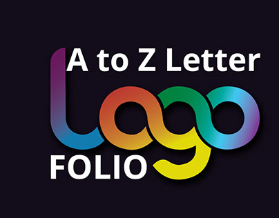 A to Z Letter Logofolio, Free Download Ai File