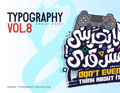 Typography vol.8