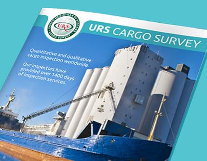 URS Cargo Survey brochure