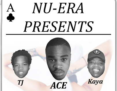 Poster/Flyer Design for Nu-Era Concert