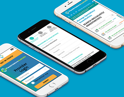 Medical App UX/UI