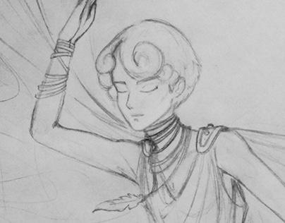 Príncipe del viento.