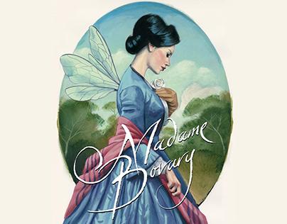 Madame Bovary - Gustave Flaubert Illustrated