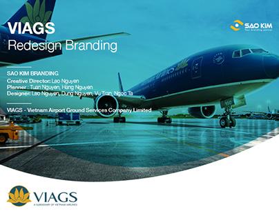 VIAGS Redesign Branding