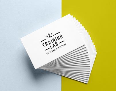 THE TRAINING LAB // Branding