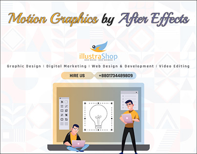 Motion Graphics | After Effect | Animation