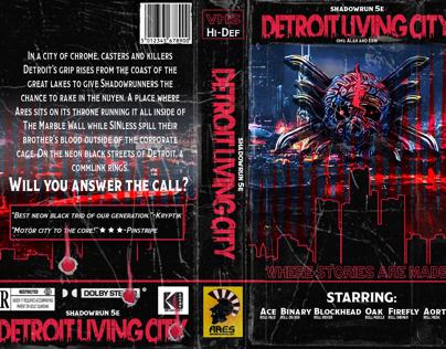 Detroit Living City