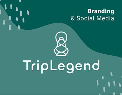 TripLegend - Brand & Social Media