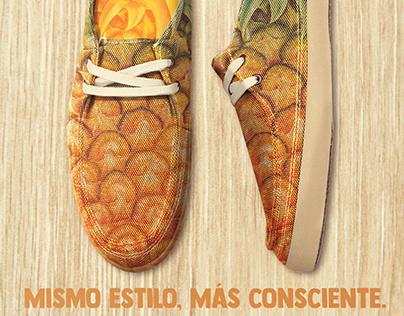 ¡La era del calzado vegano es AHORA!