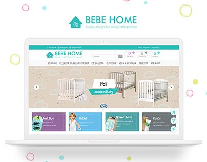 Bebe Home Online Shop