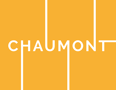 Chaumont Poster+Map